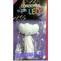 Cordones con Led