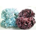 Flores de Papel con Gibré